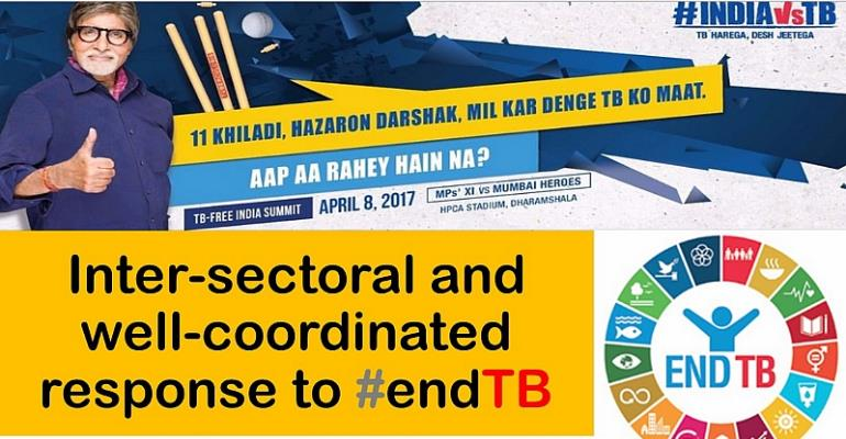 Inter-Sectoral And Well-Coordinated Battle To #EndTB Is Imperative To Deliver On Agenda 2030