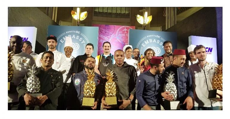 Africa wins at Embassy Chef Challenge with Ghana, Morocco and Ethiopia