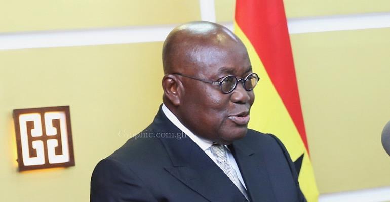 Pres Akufo Addo
