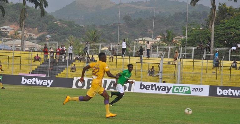 NC CUP: Unbeaten AshGold To Battle Aduana On Sunday