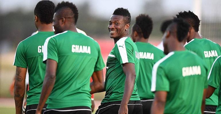 Asamoah Gyan's Leadership Qualities Will Be Needed At 2019 AFCON - Jordan Ayew