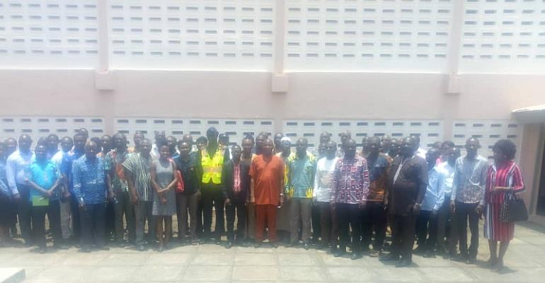 Transport Ministry Engages Stakeholders On Road Traffic Regulation's Proposed Amendment