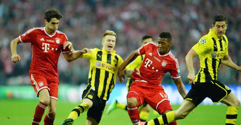 """Rolls Reus"" To Overrun Bayern Munich's Believes As They Meet Dortmund – Mybet.Africa"