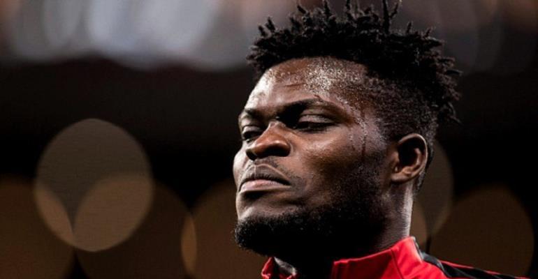 Atletico Madrid Name €80million For Man United & City Target Thomas Partey