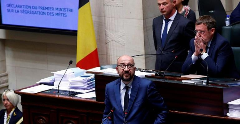 Belgian Apologizes For Kidnapping Mixed-race Children From Africa