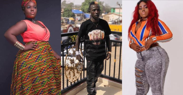 Queen Peezy came in for hype and wants to tarnish my brand – Patapaa