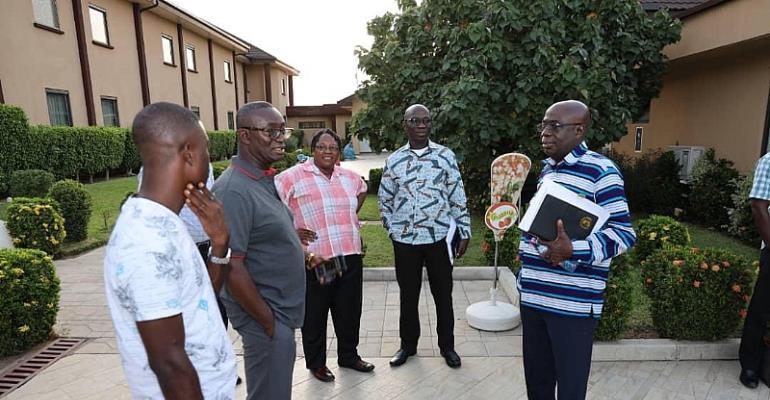 Plans to Connect Tema to Ouagadougou by Rail Far Advanced - Deputy Minister