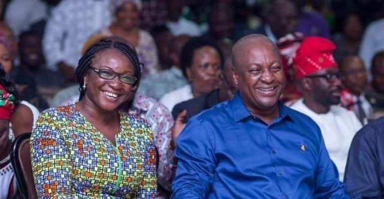 Celebrities Have Roles In Mahama's 2020 Campaign - Aide
