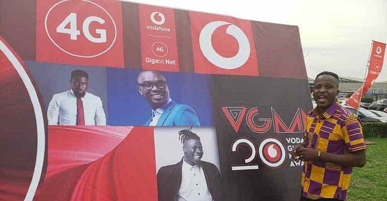 The Garden City Set Stage For VGMA Nominees Jam Tonight