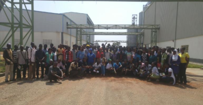 Tamale Students To Build Innovations In The Avnash Agric Technology Hackat