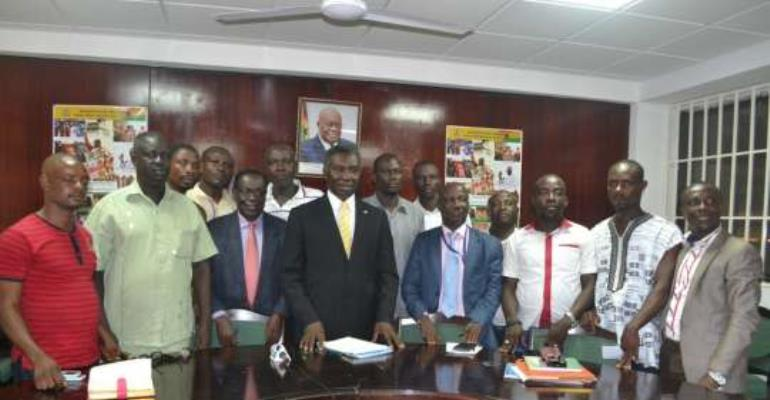 Galamsey operators support measures to address menace