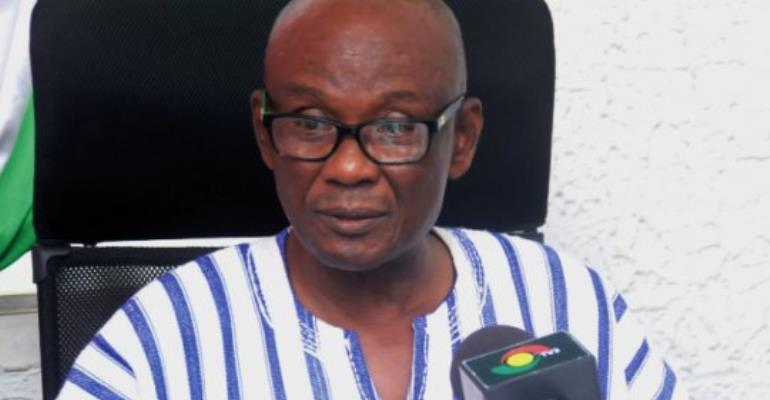 Ghana sits on ticking time bomb - CPP