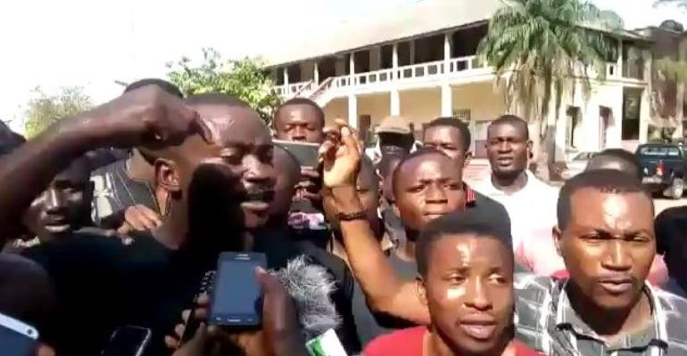 Our leaders betrayed us by allowing prosecution – Delta Force