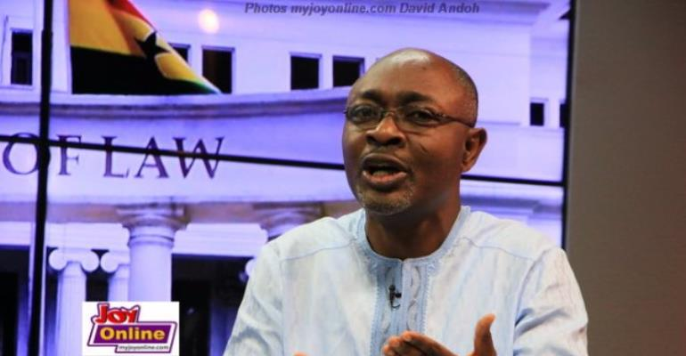 Woyome heads to ICC over GHC51m judgement debt