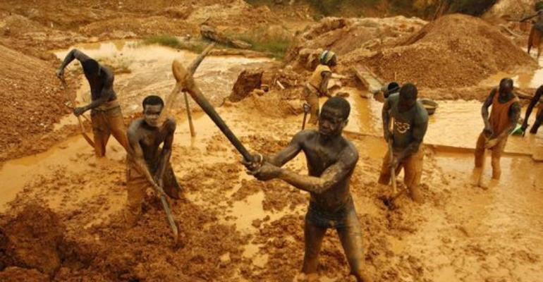 Galamsey:  Fighting The Undying Witch