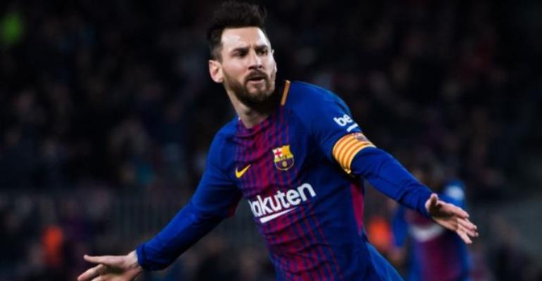 Barca unsure whether they'll bench Messi this weekend