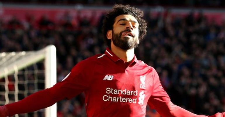 Mo Salah Enters Liverpool Record Books With Fastest 50 Goals