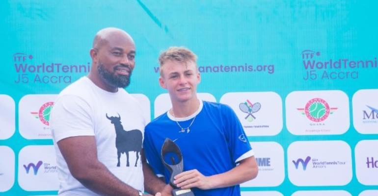 McDan Takes Tennis A Notch Higher