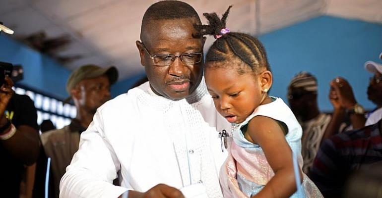 Group Congratulates President Julius Maada Bio And The People Of Sierra Leone