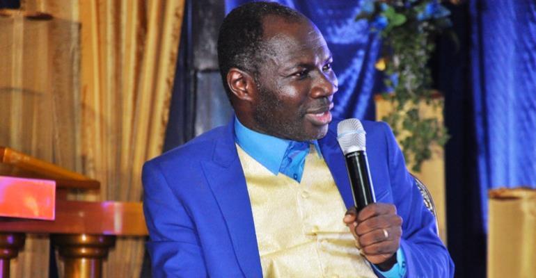 Prophet Dr. Emmanuel Badu Kobi