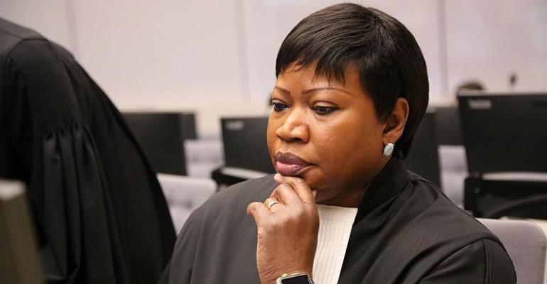 Focus On Africa: US Slaps ICC Prosecutor With Visa Ban