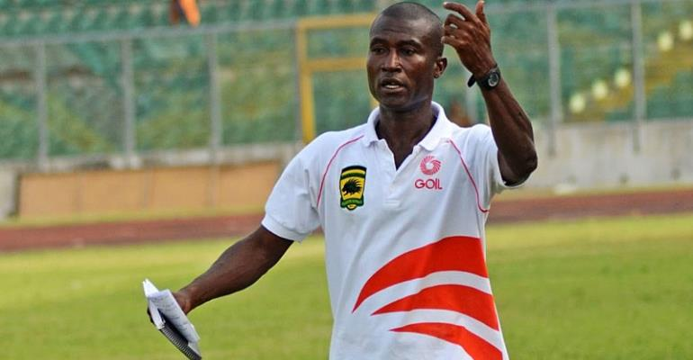 Assistant Head Coach for Kotoko, Akakpo Patron