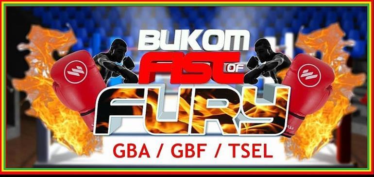 Bukom Fist Of Fury - Week 10 Fixtures
