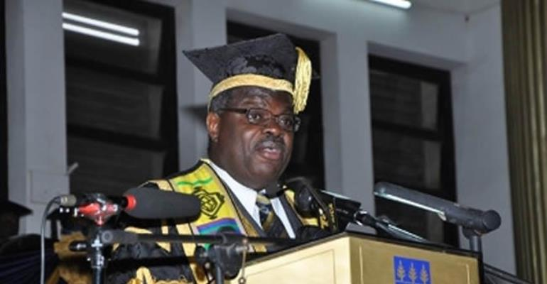 Prof. Ernest Aryeetey says the current bill seeks to make the Minister of Education the ultimate decision maker for all universities and not their Councils.