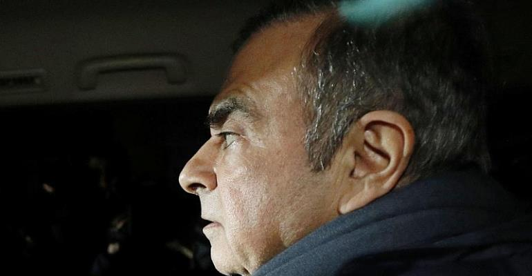Nissan shareholders kick ex-chairman Carlos Ghosn off board