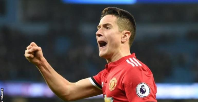 Pogba Reveals The Conversation He Had With Sanchez Before The Derby Win