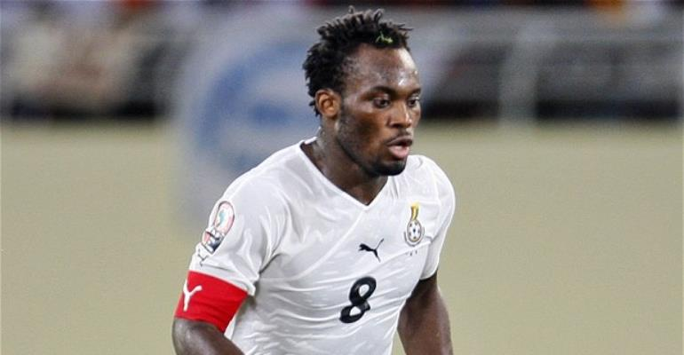 Ghana, Senegal, Egypt Favorites To Win 2019 AFCON - Michael Essien