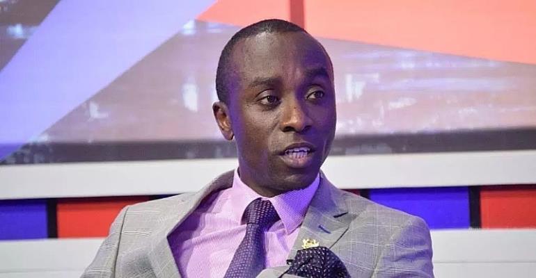 Ernest Owusu Bempah, Head of Communications at Ghana Gas
