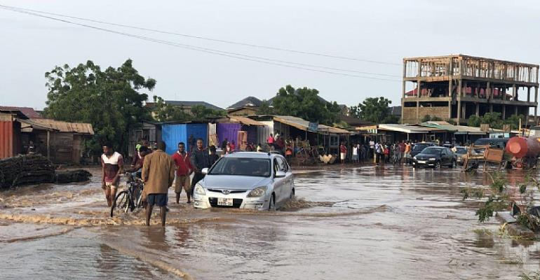 Sunday Rains Killed Two At Avenor