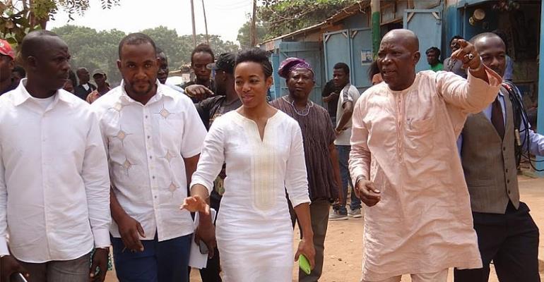 Zanetor blames NPP Gov't for Sunday's flood in Accra