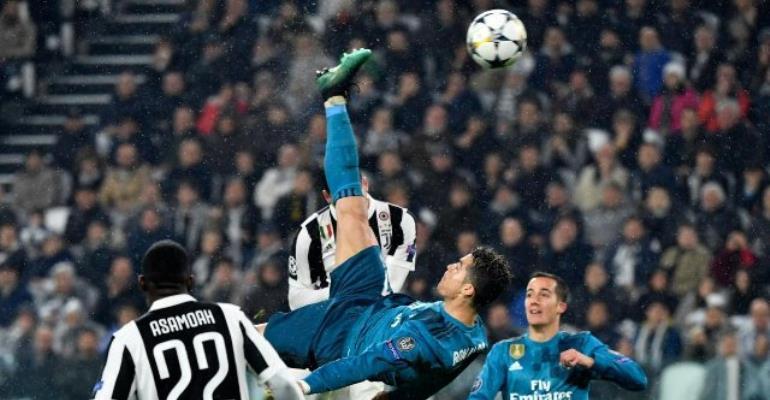 Mandzukic sets Champions League records to spark Juventus comeback