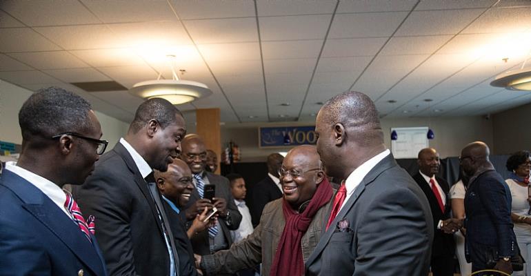 Nana Addo Says Mahama's IMF Deal Should Be The Last