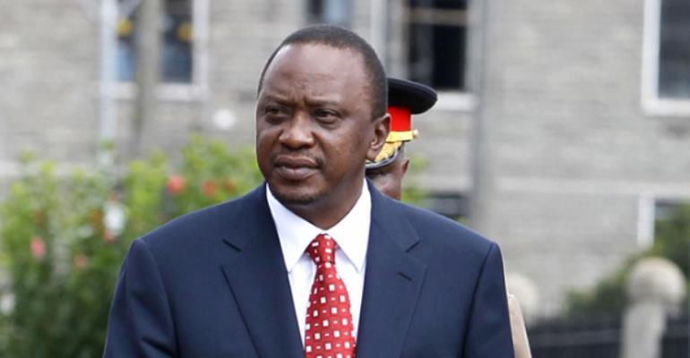 Uhuru Kenyatta, the odour of corruption threatens his administration