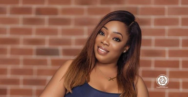Lydia Forson, Eazzy, Others  'Beat' Moesha Boduong For Her Comments On CNN