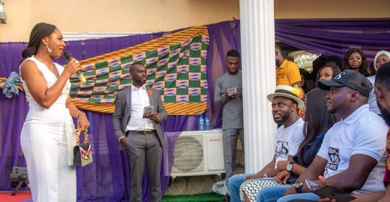 Nollywood super star, Dakore Egbuson-Akande others attend GallantStyle Launch (Photos)