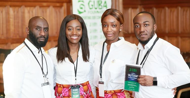 The Prince of Wales's Charitable Fund donate to GUBA Foundation.