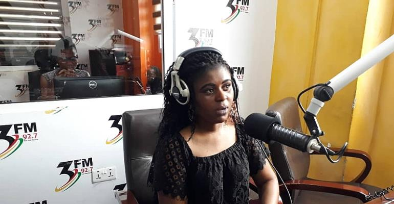 Elizabeth Amoah Popularly Known As Special Lady Narrates Sad Story Of Having Double Cervix Canals and Womb.