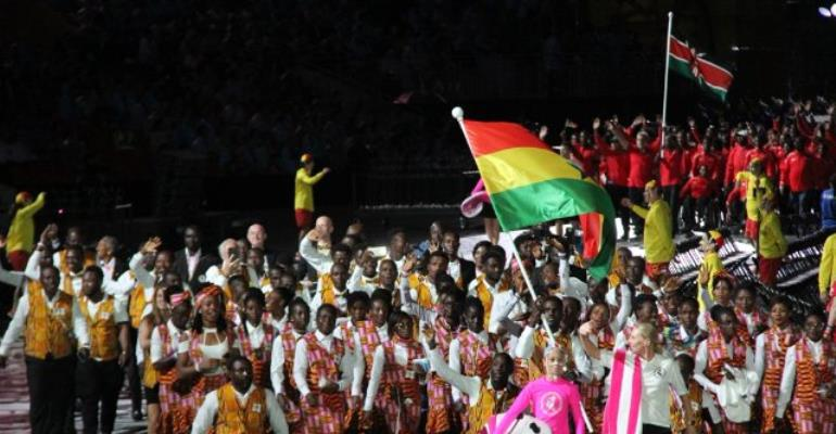 Indian athletes banned from Commonwealth Games