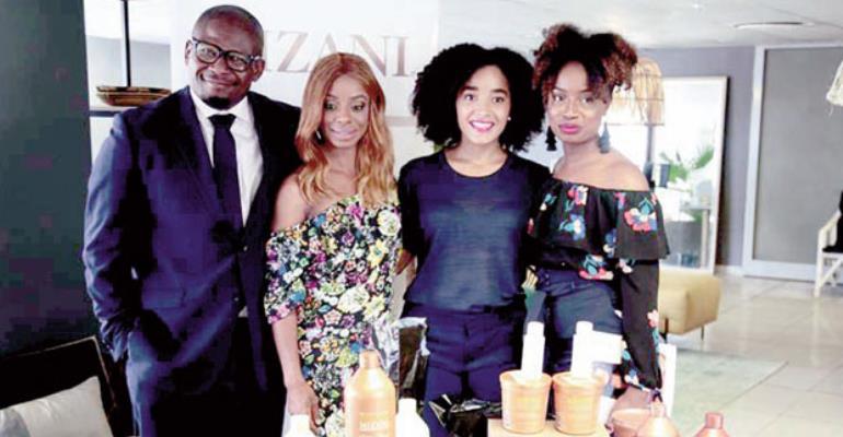 Mizani Launched In Ghana