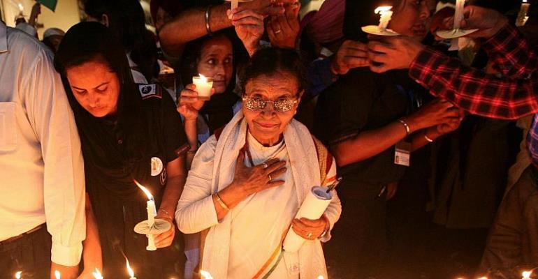 100th Anniversary of Jallianwala Bagh: Theresa May says shameful incident