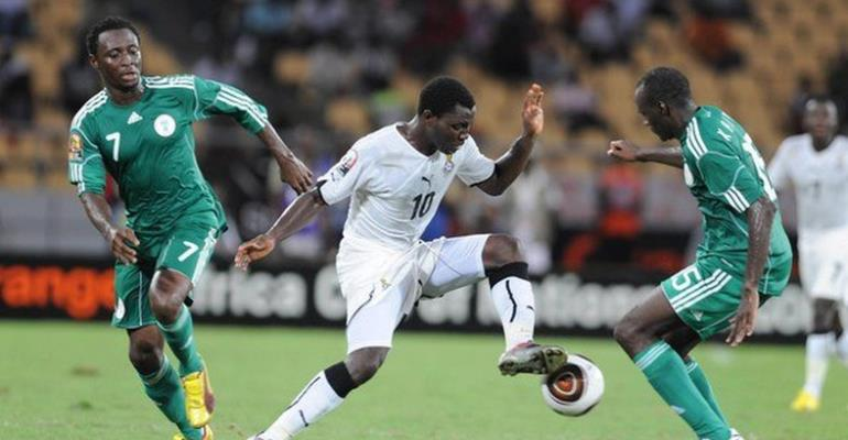 Nigeria To Host Ghana In A Friendly Ahead Of 2019 AFCON