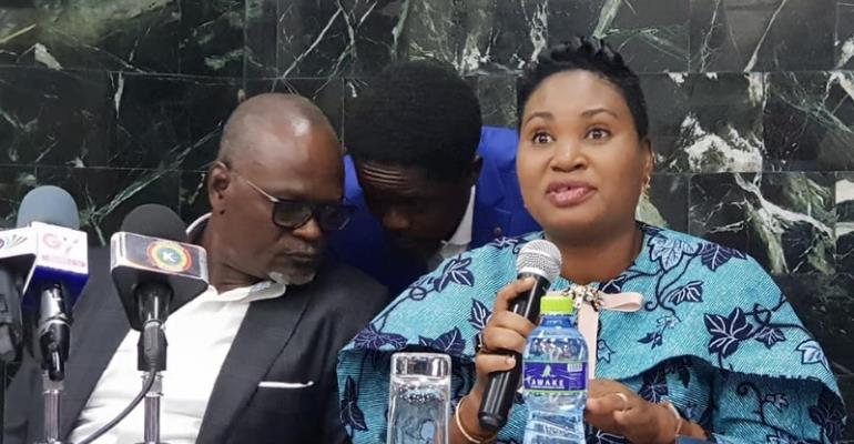 Naa Odofoley Charges Women Club Owners To Invest Heavily