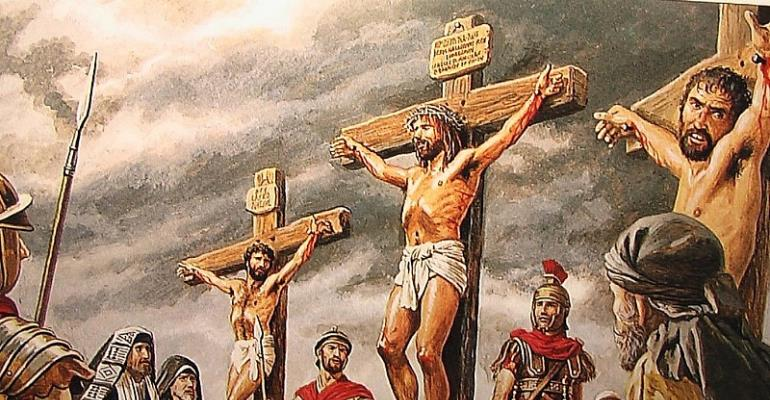 Easter Season & Lessons From The Thief On The Cross