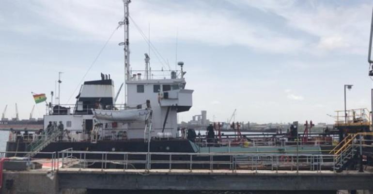 Illegal Fuel Transfer: 2 Vessels Arrested In Ghana's Waters