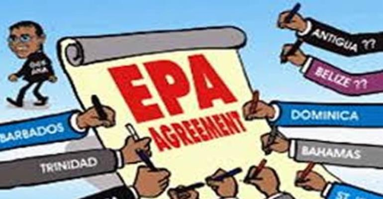 Renegotiate Economic Partnership Agreement With EU