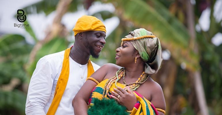 Pulse Ghana editor grabs a wife.